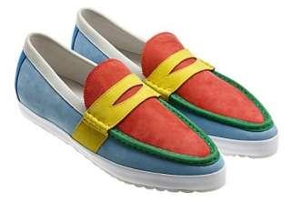 New Adidas Originals Mens JEREMY SCOTT PENNY LOAFERS SLIM Retro Shoes