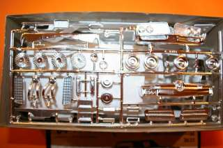 AMT Chrysler Imperial HT Model Car Kit 1/24 Scale Plastic
