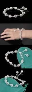 Heart Birthday Valentines Christmas Gift Bracelets giftbag 05