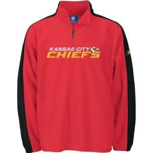 Kansas City Chiefs Gridiron Comfort Fleece Pullover Jacket