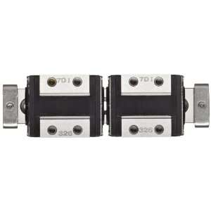 THK Linear Motion Guide Model RSR WZM, Double Block, Outer Dimensions