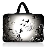 17 inch Laptop Netbook Sleeve Bag Case+ Hide Handle For 17.3 HP