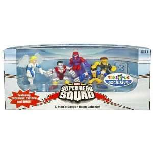 Marvel Super Hero Squad Battle Pack   Face Off Toys & Games