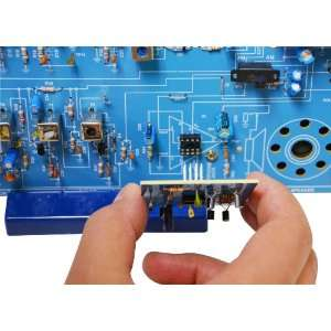 AM/FM Radio kit (Combo IC & Transistor): Toys & Games