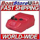 Ethanol Safe 6.5 Gallon Heavy Duty Portable Boat Fuel Tank With