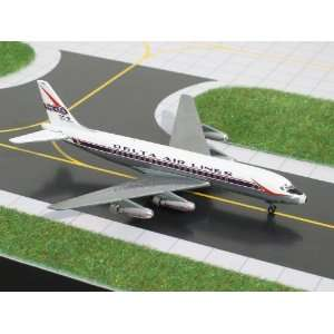 Gemini Jets Delta Airlines DC 8 10 Model Airplane