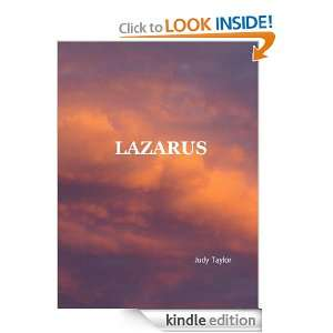Lazarus: Judy Taylor:  Kindle Store