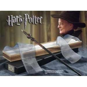 Harry Potter Professor Mcgonagalls Wand Replica