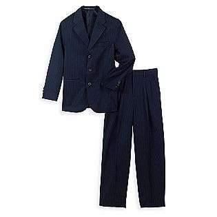 Boys 8 20 Navy Stripe Suit  Dockers Clothing Boys Collections & Sets
