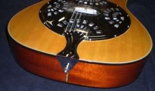 RARE Gibson Epiphone Resonator Acoustic Guitar w/Hardshell Case