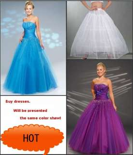 Stock New Prom Dress Ball Gown Quinceanera Dress Party Dress Size 6 16