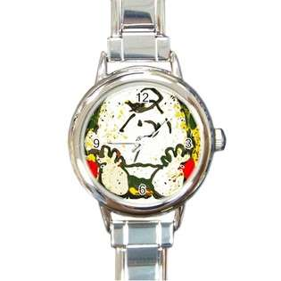 Charm Watch of Charlie Brown Pop Art (Peanuts)  Carsons Collectibles