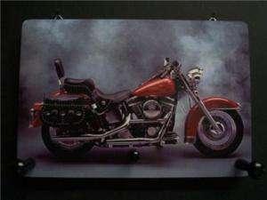 HARLEY DAVIDSON MOTORCYCLE WALL PLAQUE COAT HANGER