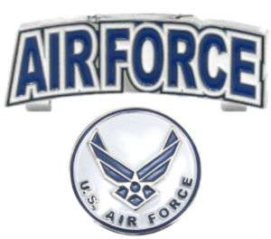 Slider Ball Marker Hat Clip   U.S. Air Force