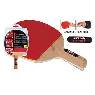 Butterfly Kansei Penhold Racket  Fitness & Sports Game Room Table