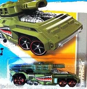 Hot Wheels   HW CODE Cars 12   INVADER   K case