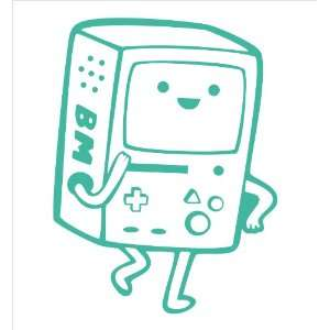 Adventure Time Beemo Vinyl Die Cut Decal Sticker 6