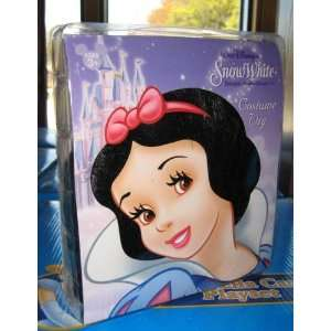 Disney Park Snow White Costume Wig Dress Up Child Toys & Games