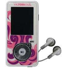 Victorious MP3 Player   Pink   Sakar International   Toys R Us