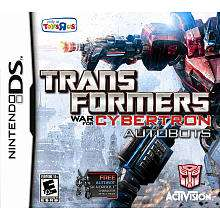 War for Cybertron   Autobots for Nintendo DS   Activision   ToysRUs