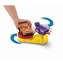 Fisher Price Imaginext Disney Pixar Cars 2 Vehicle and Accessory Pack