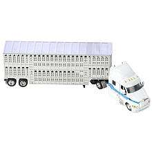 Fast Lane 143 Scale Might Haulers   Peterbilt 387 Tractor Trailer