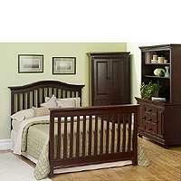 Babi Italia Eastside Lifestyle Crib Bed Rails Classic