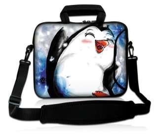 17 Purple Butterfly Laptop Shoulder Bag Case For 17.3 HP Pavilion G7