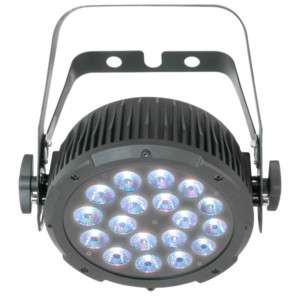 CHAUVET SLIMPAR PRO TRI LED WASH PAR LIGHTING DMX CLUB