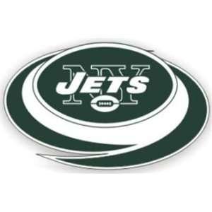 NIB New York Jets NFL Die Cut Window Film Sports
