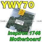 NEW Dell Inspiron 1764 INTEL i3 i5 Motherboard System Board YWY70