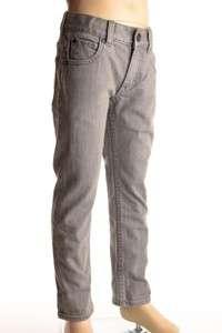 DC Boys Kids Houston Jean Pants Size 6Grey
