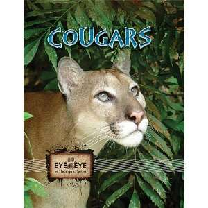 Cougars (Eye to Eye With Endangered Species