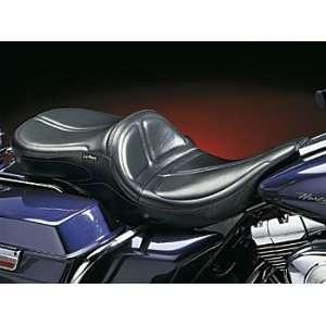 Pera Maverick Vinyl Seat for 1997 2010 Harley Davidson Touring Models