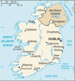 IRELAND GREEN FLAG HARP WINGED MAIDEN ERIN GO BRAGH IRISH SYMBOL LAPEL