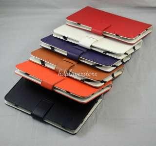 Leather Case Cover for 7 Pandigital Star R70B200 Mediapad Tablet