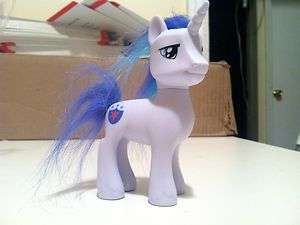 Unreleased Official Shining Armor My Little Pony MLP FIM