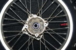 CRF150R CRF 150R CRF150 Rear Wheel Hub Rim Spokes OEM