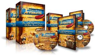 Treasures   Video Tutorials CD + Public Domain Cash Secrets