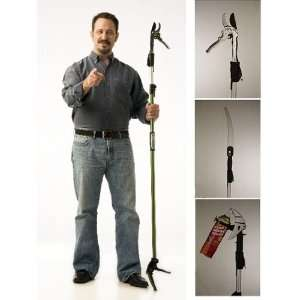 Home Care System with 10 Foot Aircraft Grade Aluminum Telescoping Pole