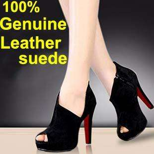 women shoes open toe high heel platform dress bootie pumps