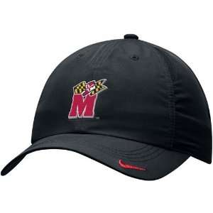 Nike Maryland Terrapins Black Feather Light Hat