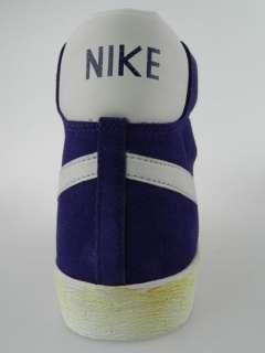 NEW Mens Retro Purple Basketball Shoes Size 10.5 885178300684