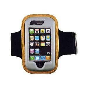 Skque Silver Executive Sports Armband for Apple iPhone 3G