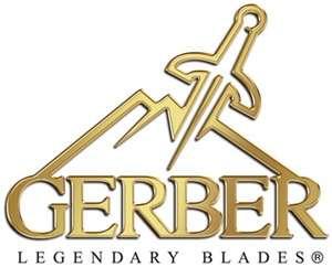 Knife Gerber Kiowa Combat Tanto Folder w Teflon Coated Blade w Grip