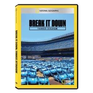 Geographic Break It Down The Yankee Stadium DVD R
