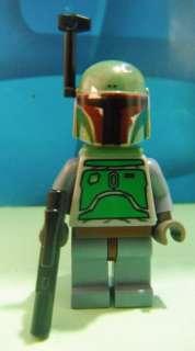 Lego Star Wars BOBA FETT Figure