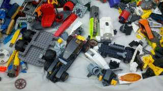 LEGO LOT 47 lb mixed parts & pieces town city pirate castle star wars