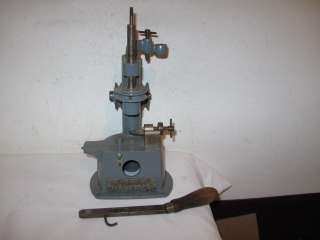 Antique 1902 Standard Opt Co. Tool for Use by Opticians VFC