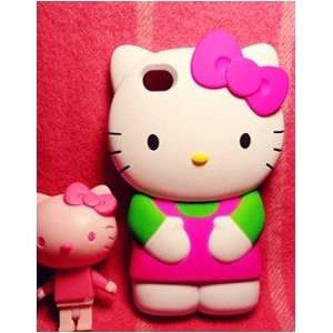 3d Sanrio  Hello Kitty Case/cover/protector Pink Ribbon